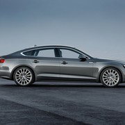 Audi A5 Sportback w pełnej krasie