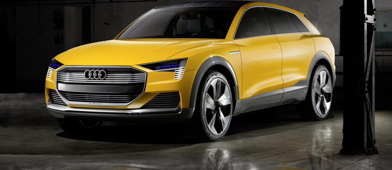 Audi h-tron – futurystyczny koncept