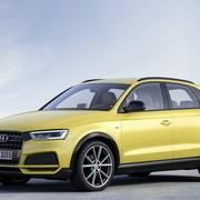 Audi Q3 przeszło facelifting