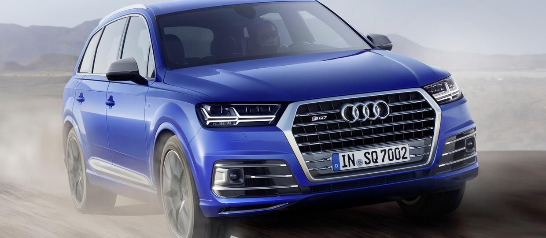 Audi SQ7 TDI – turbodiesel o mocy 435 KM