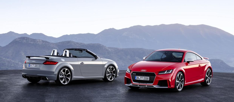 Audi TT RS – najszybsze w historii