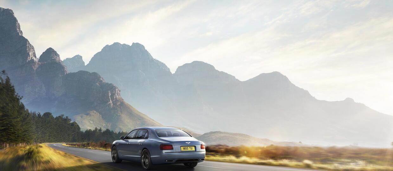 Bentley Continental Flying Spur W12 w odmianie S