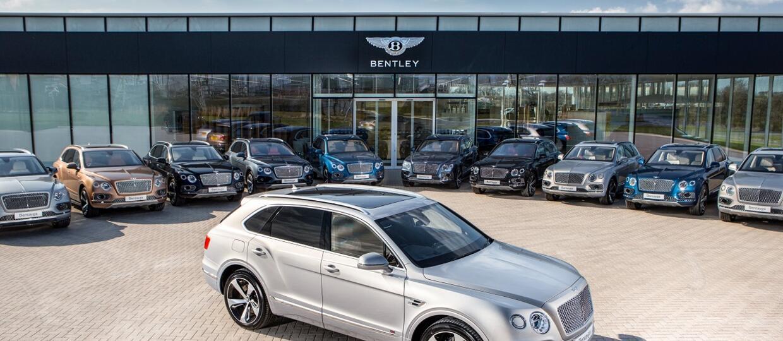 Bentley rozważa stworzenie Bentayagi z turbodieslem