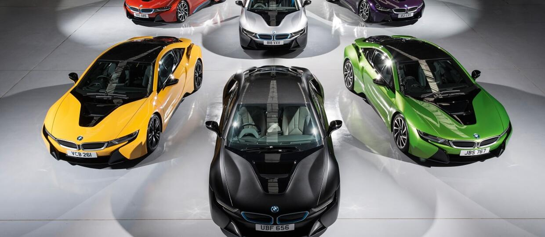 BMW i8 drugiej generacji ma mieć 700 KM