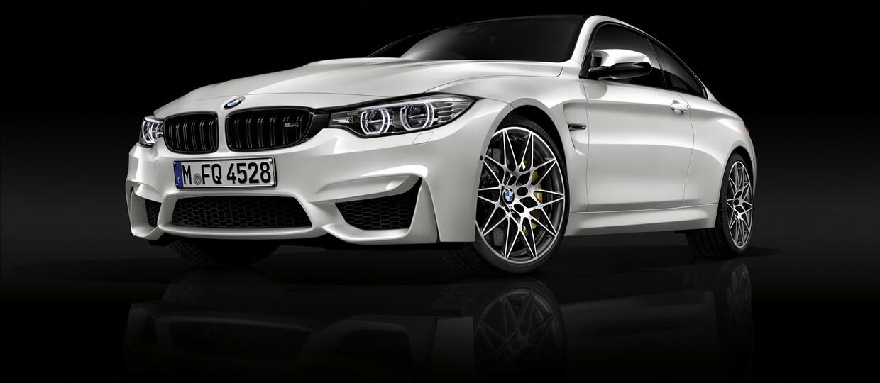 BMW M3 i M4 w pakiecie Competition