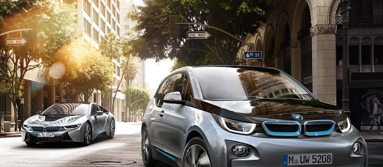 BMW opracuje elektryczny model o nazwie i5?