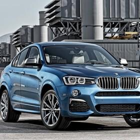BMW X4 M40i – najmocniejsze w gamie