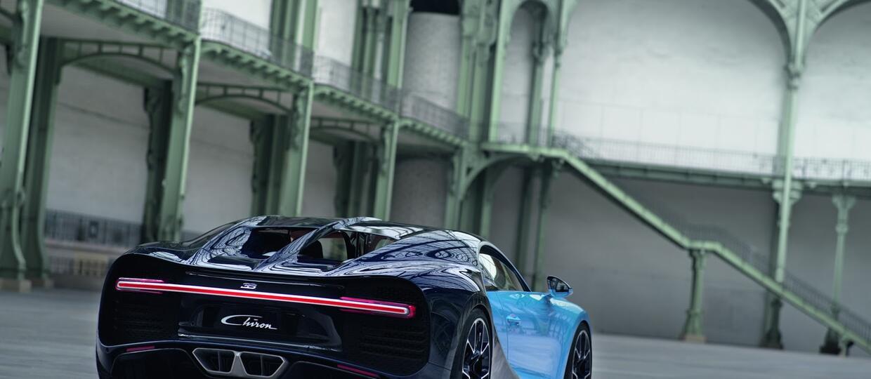 Bugatti chce pobić rekord prędkości Chironem