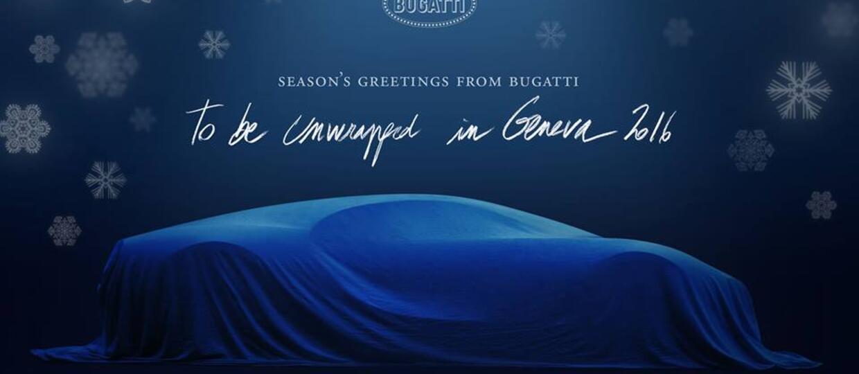 Bugatti Chiron coraz bliżej debiutu