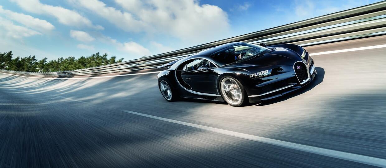 Bugatti Chiron – pogromca hipersamochodów