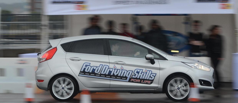 Darmowe szkolenia Forda dla 300 kierowców w Polsce