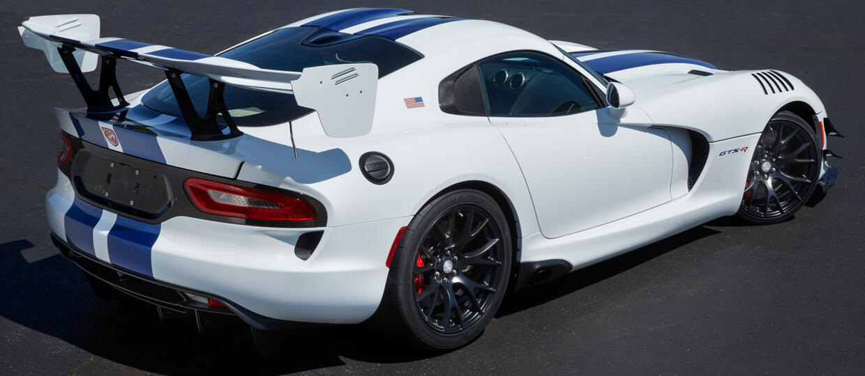 Dodge wyprodukuje ostatnich 31 Viperów