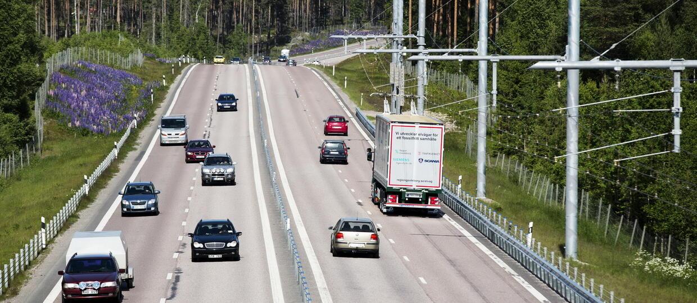 Elektryczne ciężarówki wyjechały na publiczne drogi
