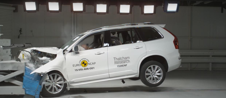 Euro NCAP – najbezpieczniejsze auta 2015 roku