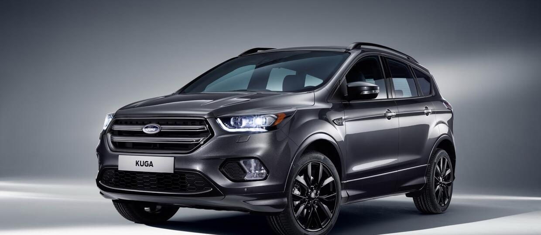 Ford Kuga 2017 wyceniony w Polsce