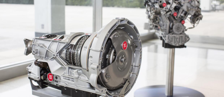 Ford opracował 10-biegową przekładnię automatyczną