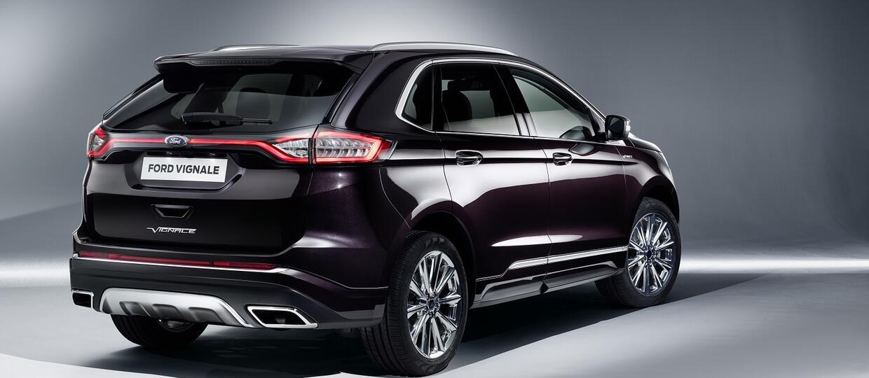 Ford rozszerza ekskluzywną linię Vignale
