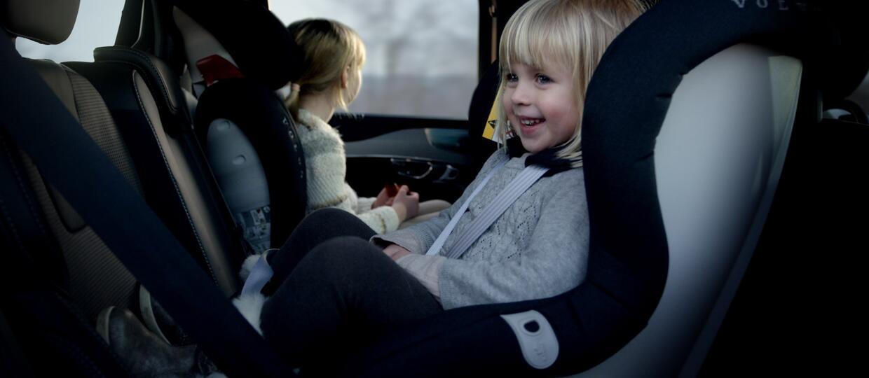 Foteliki dziecięce nowej generacji od Volvo