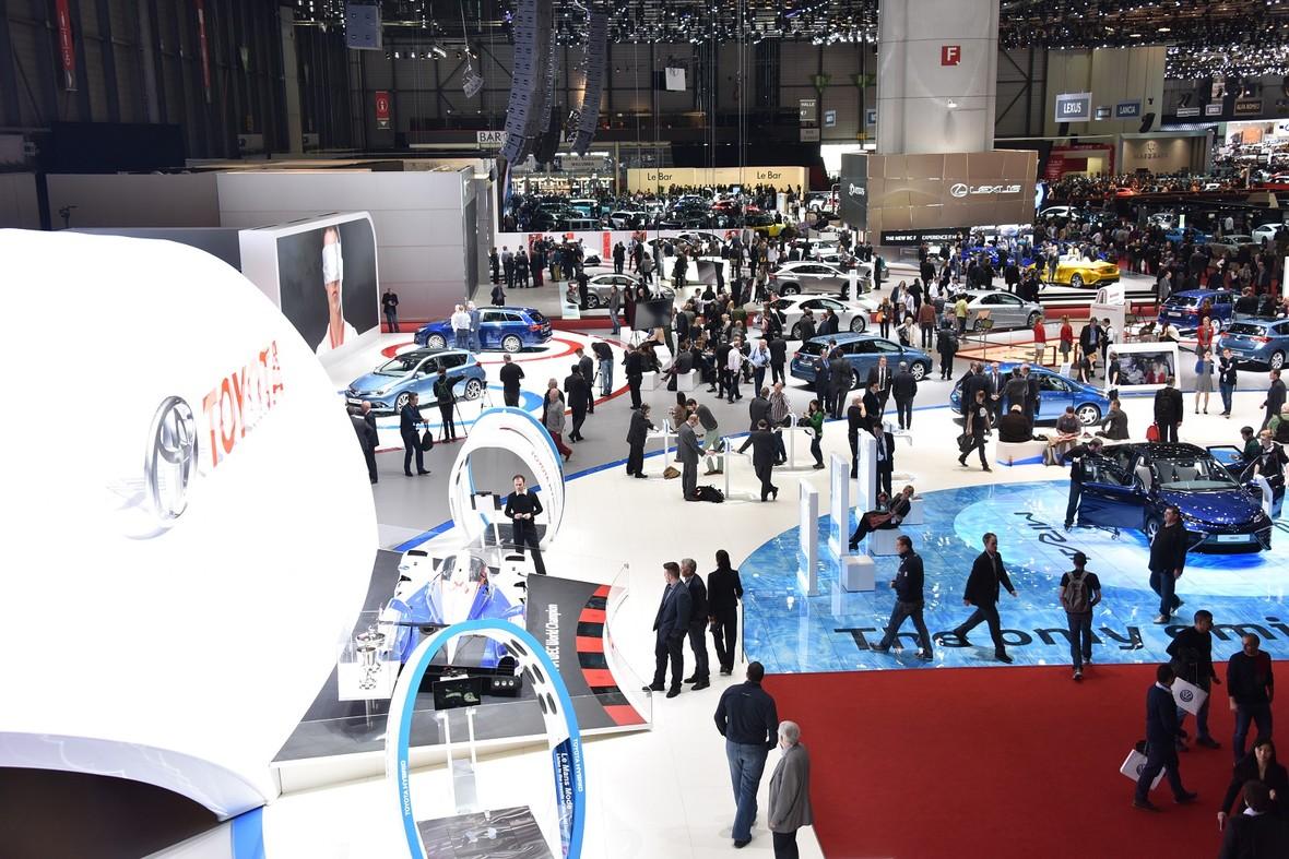 Geneva International Motor Show 2016 – lista nowości