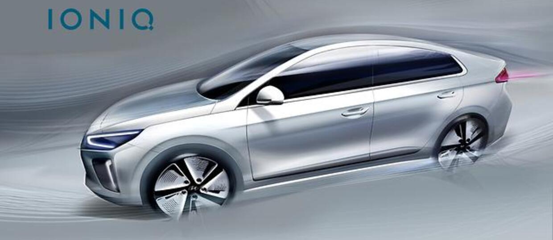 Hyundai IONIQ – coraz bliżej premiery
