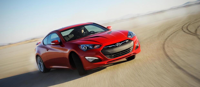 Hyundai kończy produkcję Genesisa Coupe