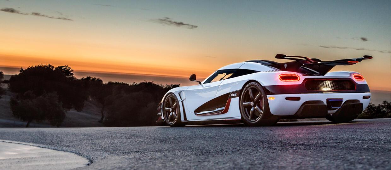Ile kosztuje prototypowy Koenigsegg One:1?