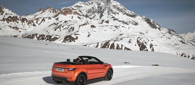 Ile kosztuje Range Rover Evoque Convertible?