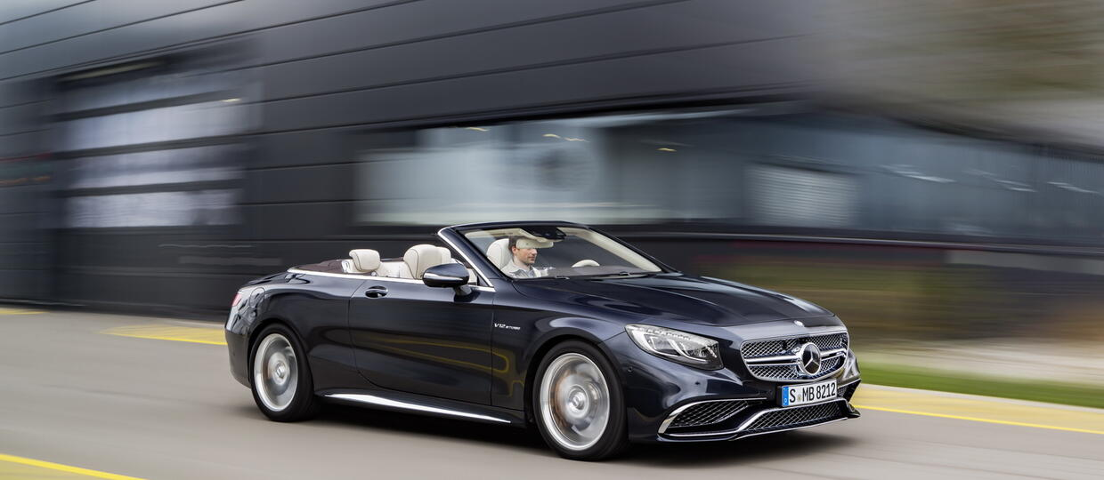 Ile mocy ma Mercedes-AMG S 65 Cabriolet?