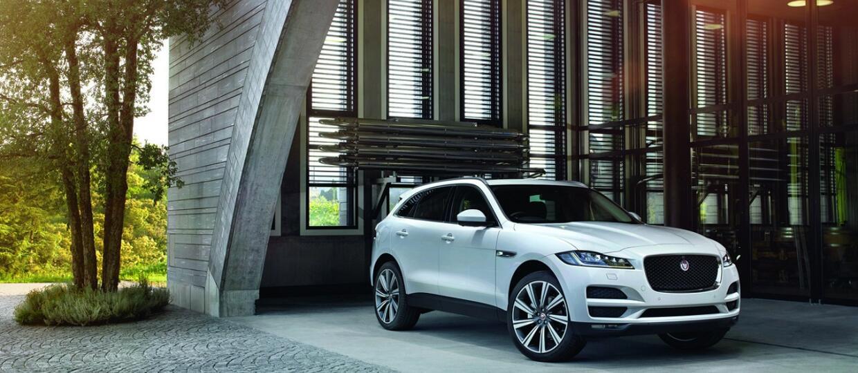 Jaguar zapowiedział F-Pace'a SVR