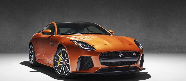 Jak brzmi nowy Jaguar F-Type SVR?