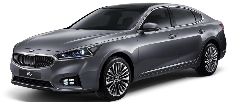 Jak wygląda luksusowy koncept Kii – Cadenza?