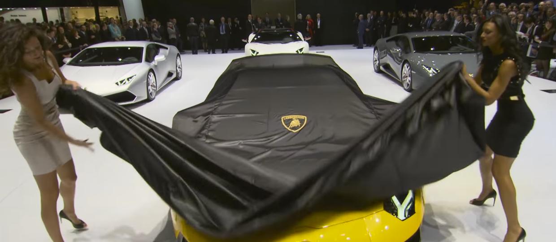 Lamborghini podsumowało wyśmienity rok 2015