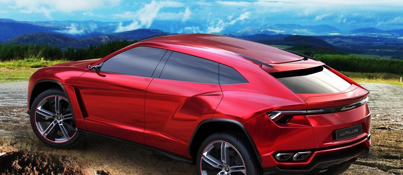 Lamborghini wkracza w segment SUV-ów z Urusem