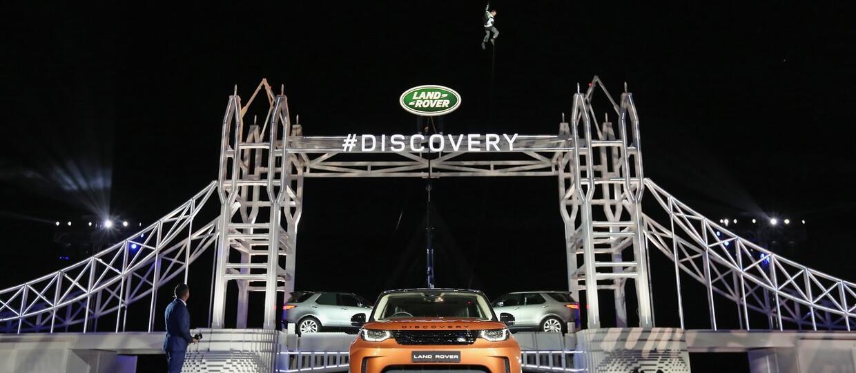 Land Rover zaprezentował nowe Discovery