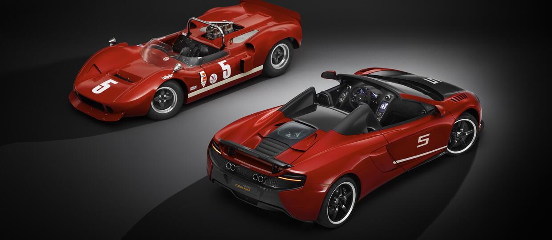 Limitowany do 50 sztuk McLaren 650 S Spider Can-Am