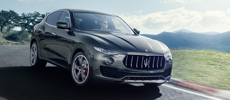 Maserati wyceniło Levante w Polsce