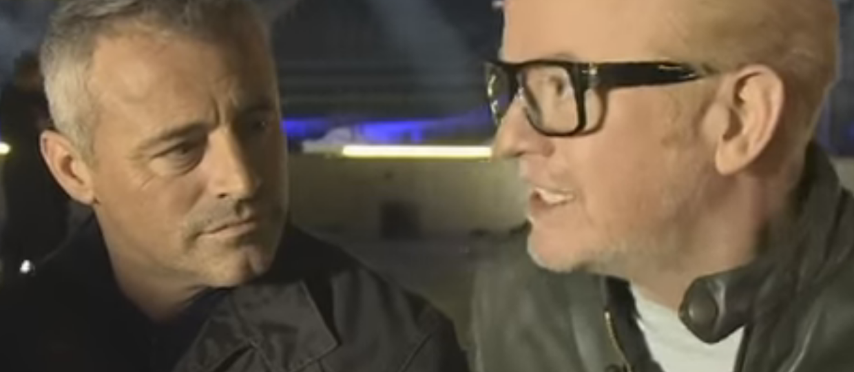 Matt LeBlanc nie chce Chrisa Evansa w Top Gear