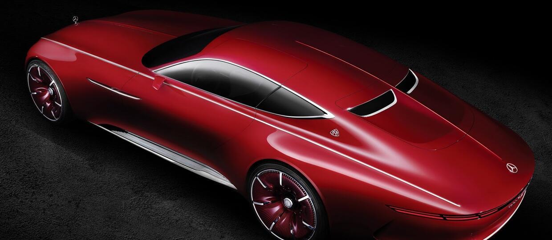Maybach 6 – przyszłość luksusu według Mercedesa