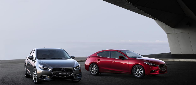 Mazda 3 po modernizacjach
