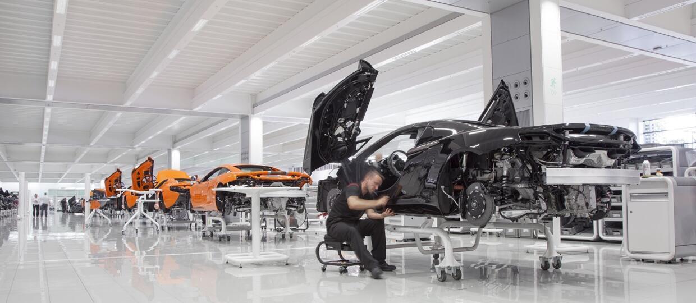 McLaren stworzy ekologiczne modele