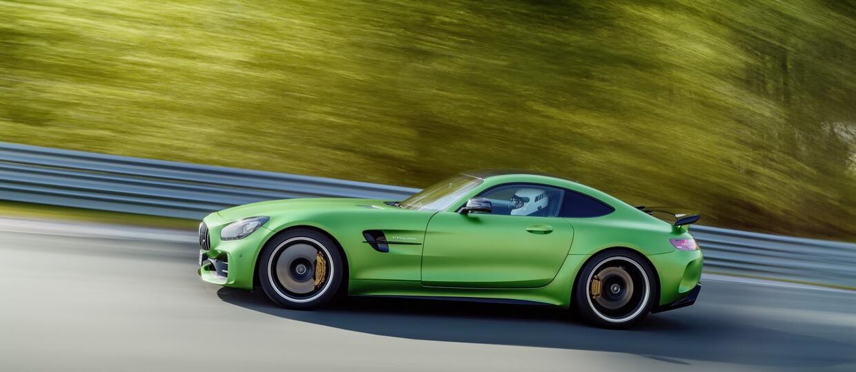 Mercedes-AMG GT R tylko dla wybrańców