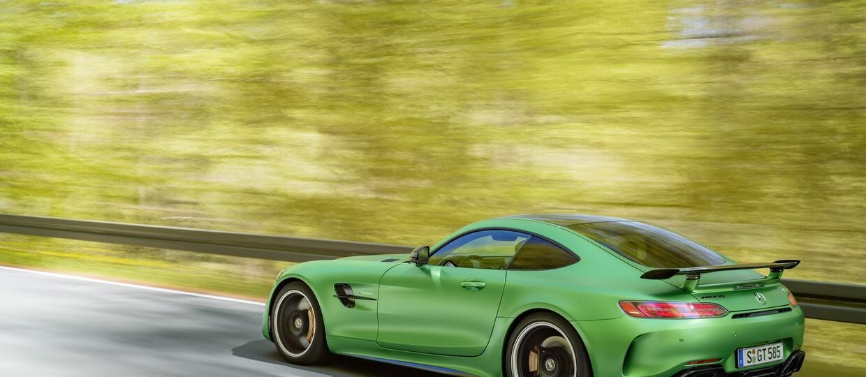 Mercedes-AMG GT R w pełnej krasie