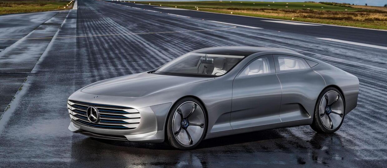 Mercedes-Benz Concept IAA – nowe zdjęcia i wideo