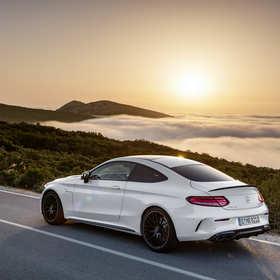 Mercedes Benz wycenił klasę C Coupe