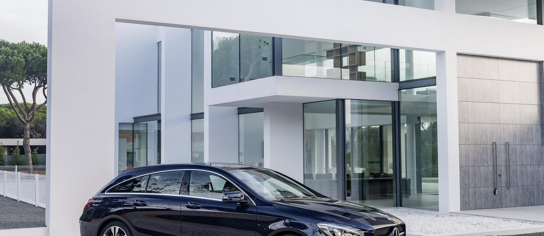 Mercedes CLA doczekał się faceliftingu