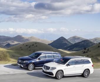 Mercedes GLS, czyli GL po liftingu – co się zmieniło?