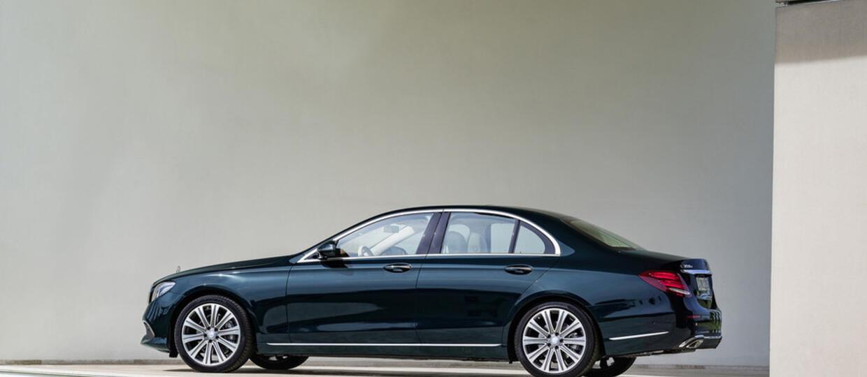 Mercedes klasy E – poznaj paletę silników
