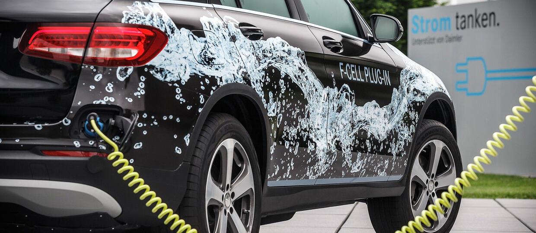 Mercedes wypuści na rynek 6 modeli elektrycznych