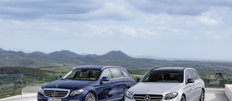 Mercedes zaprezentował klasę E kombi