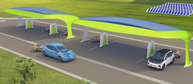 Mobilne baterie zwiększające zasięg aut elektrycznych